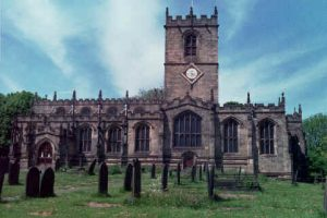 St Mary Ecclesfield